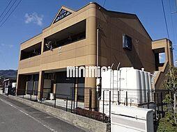 三重県名張市箕曲中村の賃貸マンションの外観