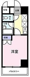 ロイヤルコート・オガワ[2階]の間取り