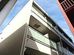 埼玉県さいたま市浦和区針ヶ谷2丁目の賃貸マンションの外観