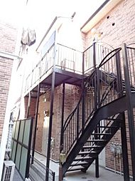 ハーミットクラブハウス霞ヶ丘[2階]の外観