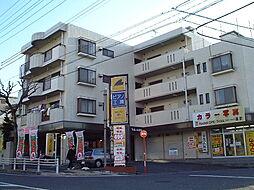 愛知県名古屋市名東区高針3の賃貸マンションの外観