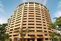 兵庫県神戸市東灘区西岡本2丁目の賃貸マンションの外観