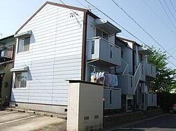 エクセル小松[2階]の外観