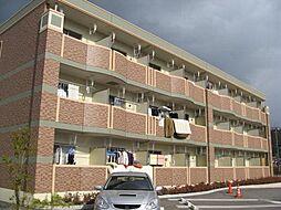 広島県東広島市西条町土与丸の賃貸マンションの外観