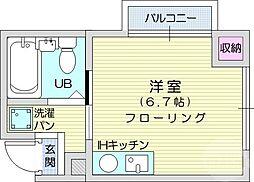 太子堂駅 4.0万円
