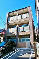 ラ・カーサ西加賀屋[3階]の外観