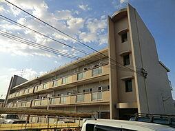 大阪府八尾市山城町4丁目の賃貸マンションの外観