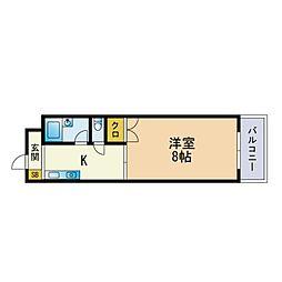 高宮駅 3.7万円