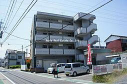福岡県北九州市八幡西区三ケ森3の賃貸マンションの外観