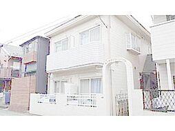 東京都小金井市緑町5丁目の賃貸アパートの外観