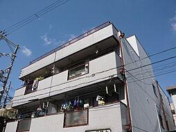 大阪府大阪市城東区永田3丁目の賃貸マンションの外観