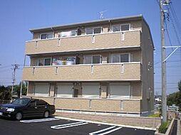 プライムガーデンA[2階]の外観