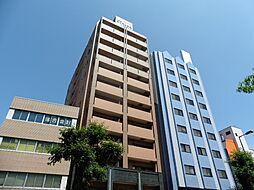 エイペックス四天王寺I[8階]の外観