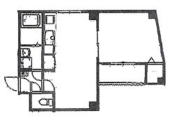 Pear Residence Minato[4階]の間取り