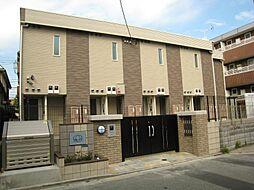 東京都葛飾区立石6丁目の賃貸アパートの外観