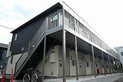 クレセール調布B[2階]の外観