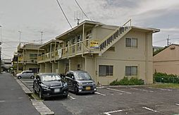 滋賀県草津市野村3丁目の賃貸アパートの外観