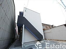 クレアーレ想[2階]の外観