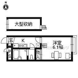 京阪宇治線 桃山南口駅 徒歩15分