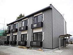 兵庫県神戸市北区緑町7丁目の賃貸アパートの外観