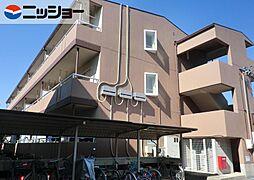 愛知県豊田市若林東町石根の賃貸マンションの外観