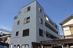 サニーフラット[4階]の外観