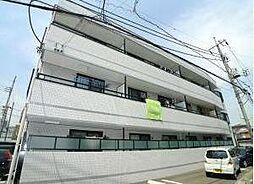 フラワーハイツ3番館[3階]の外観