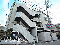 兵庫県神戸市灘区大石東町2丁目の賃貸マンションの外観