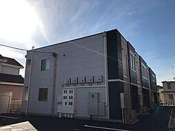静岡県沼津市根古屋の賃貸アパートの外観