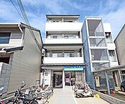 京都府京都市上京区泰童町の賃貸マンションの外観
