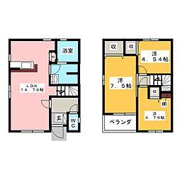 岩塚駅 10.4万円