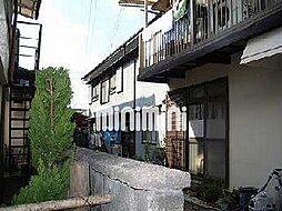 石川アパート[1階]の外観