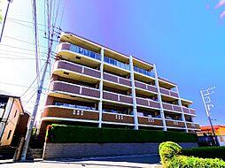 埼玉県ふじみ野市亀久保2丁目の賃貸マンションの外観