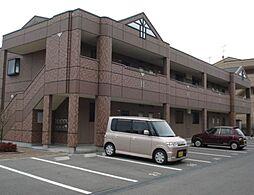広島県福山市柳津町の賃貸アパートの外観