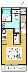 リブリ・プログレス[2階]の間取り