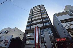 スクエア・アパートメント[4階]の外観