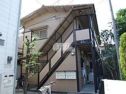 東京都武蔵野市吉祥寺東町2丁目の賃貸アパートの外観