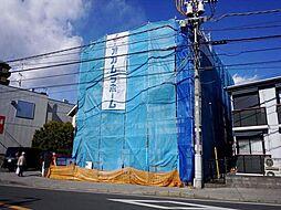 千葉県習志野市大久保2の賃貸アパートの外観