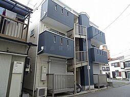 ヌアージュ井土ヶ谷[3階]の外観