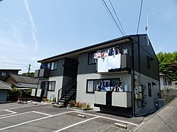 セジュール西桃山 A棟[1階]の外観