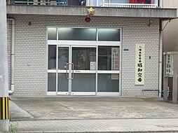 [タウンハウス] 福岡県北九州市八幡東区八王寺町 の賃貸【/】の外観