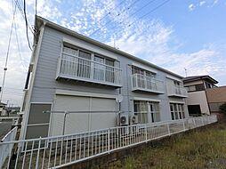千葉県佐倉市大崎台1丁目の賃貸アパートの外観
