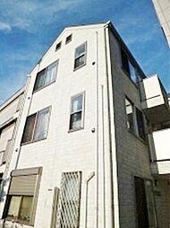 東京都足立区小台1丁目の賃貸アパートの外観
