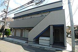 千葉県柏市柏7の賃貸アパートの外観