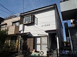 コ−ポ野田[2階]の外観