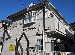 東京都練馬区旭町1丁目の賃貸アパートの外観