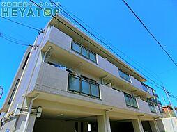 愛知県名古屋市瑞穂区白羽根町1丁目の賃貸マンションの外観