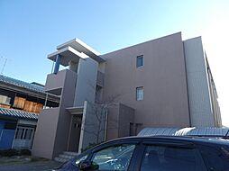 兵庫県明石市魚住町錦が丘1丁目の賃貸マンションの外観