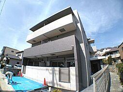 兵庫県神戸市東灘区本山北町2丁目の賃貸マンションの外観