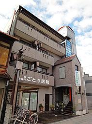 京都府京都市東山区三条通神宮道西入西町の賃貸マンションの外観
